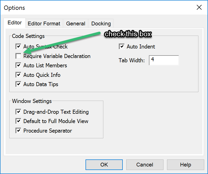 VBA Starter Kit | Declaring & Using VBA Variables | Excelerator