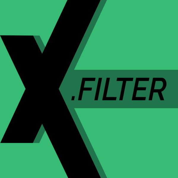 Excelerator Filter