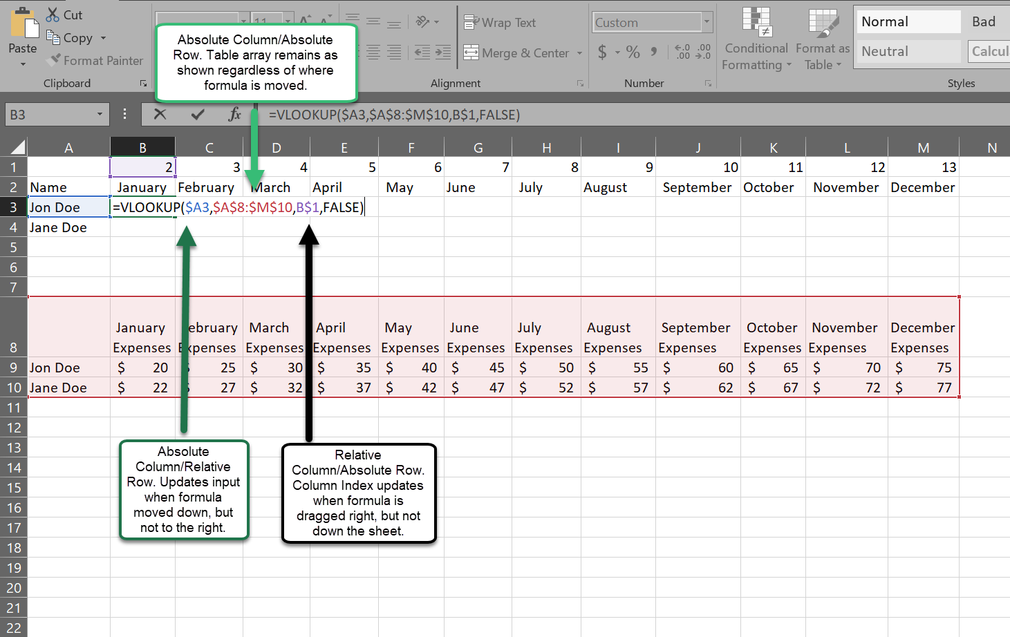 Top 5 Excel Vlookup Tips & Tricks | Excelerator Solutions